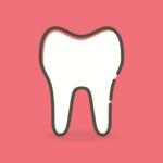 Prześliczne nienaganne zęby również godny podziwu prześliczny uśmiech to powód do zadowolenia.