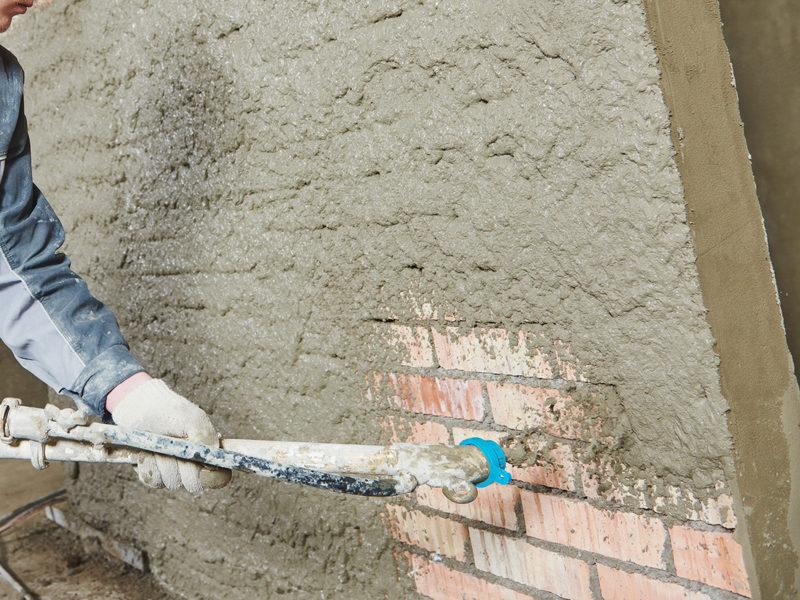 Czas budowy domu jest nie tylko wyjątkowy ale także ogromnie oporny.